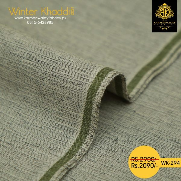 Winter Khaddi Unstitched Suits For Special Winters